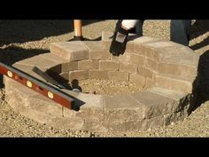 Home Work With Hank - Building Your Firepit 3
