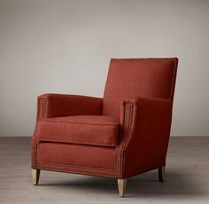 Marcel Upholstered Club Chair