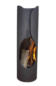 Clay Fire Pit, Fire Pits, Wood Gasifier, Garden Fire Pit, Black Garden, Outdoor Living, Outdoor Decor, Fireworks, Home And Garden