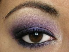 Purple eyeshadow is a great way to liven up any outfit or night out. In this makeup tutorial, learn how to apply a wonderful purple smoky eye, perfect for a variety of occassions. Use this step by step guide to apply this romantic, fun and flirty makeup look.