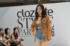 I had a great time at the Clozette Style Party last weekend as I got to see fashion bloggers/influencers from Asia strutting the Spring/Summer collection from ASOS.  See the runway shots and top styles at PrudencePetiteStyle.com