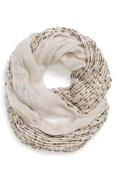 Collection XIIX 'Confetti' Layered Infinity Scarf