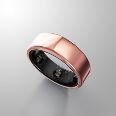 Oura ring - Balance Rose Gold