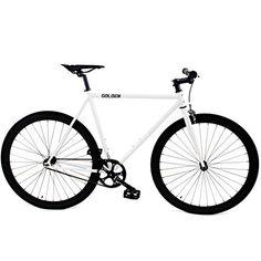 Fixed Gear Bike GOLDEN CYCLES FIXIE BIKE SHOCKER - http://www.bicyclestoredirect.com/fixed-gear-bike-golden-cycles-fixie-bike-shocker/