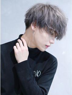 Ftm Haircuts, Boy Hairstyles, Haircuts For Men, Cut My Hair, Hair Cuts, Japan Hairstyle, White Hair Men, Short Hair Tomboy, Asian Haircut