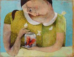 Eva, door Francis Kilian 2014