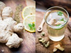 3 przepisy na rozgrzewające napoje | erVegan - kuchnia roślinna