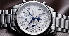 LONGINES  Master Collection Chronograph Moonphase / Ref.L2.773.4.78.6