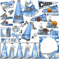 clip art cheerleader free printable | Free Step By Step Cheerleading Stunts by Ngeles