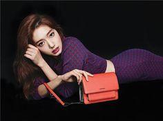 Park Shin Hye is full of charms for 'BRUNOMAGLI' | allkpop.com