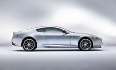 2013 Aston Martin DB9 Coupe Fullside Wallpaper