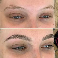 Have you heard of the new brow trend Brow Lamination??  I will pave fully traine #brow lift Mircoblading Eyebrows, Eyelashes, Beauty Art, Beauty Hacks, Beauty Tips, Brow Lift, Eyebrow Growth, Birthday Makeup, Dewy Skin