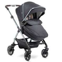 The Special Edition Wayfarer Henley, shown here in pushchair mode.