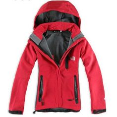 red northface