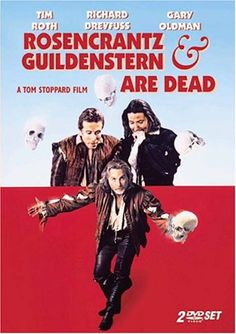 Rosencrantz & Guildenstern Are Dead, 1990 Venice Film Festival Awards Golden Lion award winner, Tom Stoppard (United Kingdom/ United States) #VeniceFestival #GoodMovies #Movies