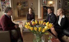 Carnage. 2011. Kate Winslet, Jodie Foster, Christopher Waltz, Jhon C. Reilly.