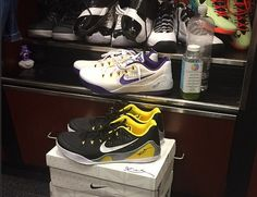 Ok, not a big fan of Kobe, but these Kobe 9 lows are fresh