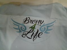 Brony For Life Mens Hoodie by IndiaRoseAtkinson on Etsy, $60.00