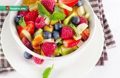 Letní ovocný salát