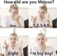 30 Days Idol Challenge {Marcus & Martinus G. Dream Boyfriend, Cute Twins, Fangirl, Haha, Boss, Idol, Funny Memes, Challenges, Humor