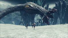 De nouvelles images pour Xenoblade Chronicles X sur Wii U