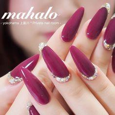 #mahalo*yuka #ネイルブック