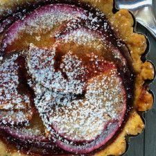 Herbstzeit II: Pflaumentartelettes mit Feigen / plum tartlets with figs