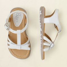 baby girl - shoes - sandals - boardwalk sandal | Children's Clothing | Kids Clothes | The Children's Place