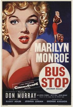 Bus Stop Movie Posters Original and Vintage