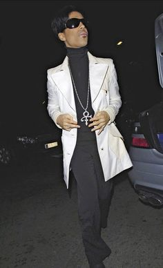 Prince at Bourne Ultimatum UK after party 2007