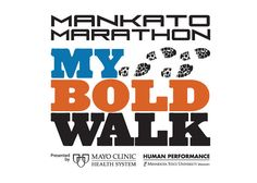 """My Bold Walk registration deadline extended to Oct. 5th Mankato Times MANKATO, MINN.—The My Bold Walk registration deadline event during the Mankato Marathon weekend has been extended to October 5. """"We are very excited to add this special, one-of-a-kind event to the Mankato Marathon weekend. My Bold Walk is for people who are not runners…"""