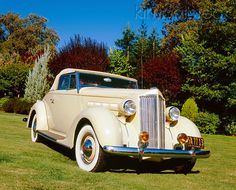1937 Packard 115C Convertible