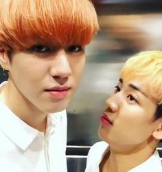 GOT7 BamBam and Yugyeom