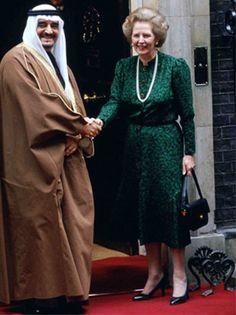 The importance of Margaret Thatcher's handbag