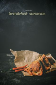 breakfast samosa