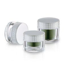 J11 Round Acrylic Jars