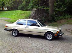 1983 BMW 320i - E21