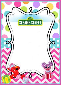Party Invitation Template Printable Best Of Free Printable Sesame Street Invitation Templates Sesame Street Birthday Invitations, Halloween Birthday Invitations, Printable Birthday Invitations, Party Invitations, Invitations Online, Holiday Invitations, Printable Party, Wedding Invitation, Free Invitation Cards