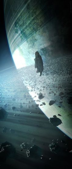 ArtStation - Star Wars: The Force Awakens Asteroid Belt Design, Luis Guggenberger Full Moon Pictures, Cool Pictures, Star Citizen, Greek Goddess Art, Asteroid Belt, Game Character Design, Galaxy Art, Dark Matter, Deep Space