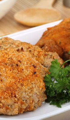 Original Weight Watchers Orange Crumbed Baked Chicken Recipe