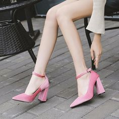 Gender: Women Item Type: Pumps, Heels Lining Material: Velvet Style: Fashion Fit: Fits true to size Platform Height: 0-3cm Heel Height: Super High (8cm-up) Pump Type: Mary Janes Occasion: Casual With