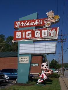 Milford, Ohio...Frisch