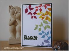 Summer Silhouettes Val CoupesEtDecoupes Stampin Up Independent Demonstrator