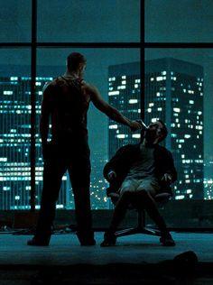 Tyler Durden. Fight Club