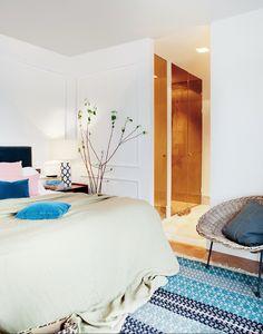 Um apartamento clássico e elegante no centro de Madrid