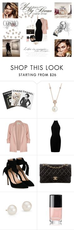 """Only Fools Fall In Love"" by punkette123 ❤ liked on Polyvore featuring Assouline Publishing, Blue Nile, River Island, Boohoo, Gianvito Rossi and Chanel"