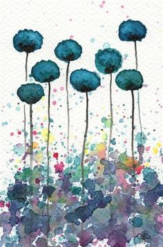 Image result for Ideas for Beginners Watercolor Painting