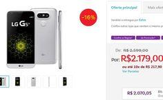 """Awesome LG G5 2017: Smartphone LG G5 Prata com 32GB, Tela de 5.3"""", Android 6.0, 4G, Câmera 16M...  Bem Barato Check more at http://technoboard.info/2017/product/lg-g5-2017-smartphone-lg-g5-prata-com-32gb-tela-de-5-3-android-6-0-4g-camera-16m-bem-barato/"""