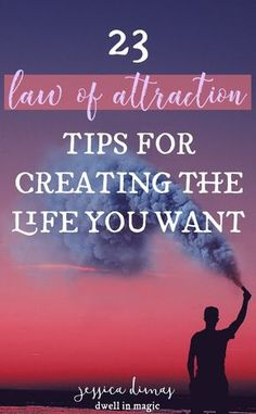 "23 Law of Attraction Tips for Creating the Life You Want My 23 takeaway tips from the audio series ""Manifesting with the Master"" with Jen Mazer. Secret Law Of Attraction, Law Of Attraction Quotes, Manifestation Law Of Attraction, How To Manifest, Spiritual Awakening, Positive Affirmations, Affirmations Success, The Life, Self Help"