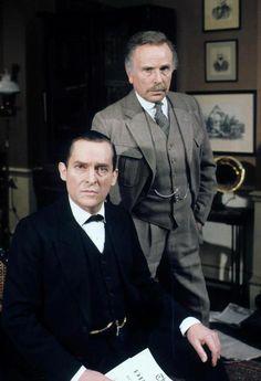 s-wonderful-s-marvelous:  Jeremy Brett, Edward Hardwicke (Sherlock Holmes) *